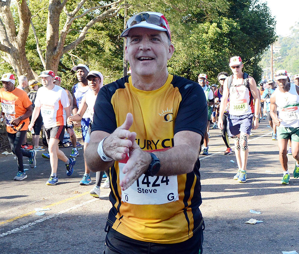 Comrades Marathon UP-RUN